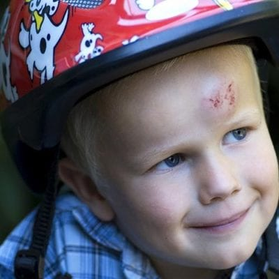 First Aid for Childhood Accidents