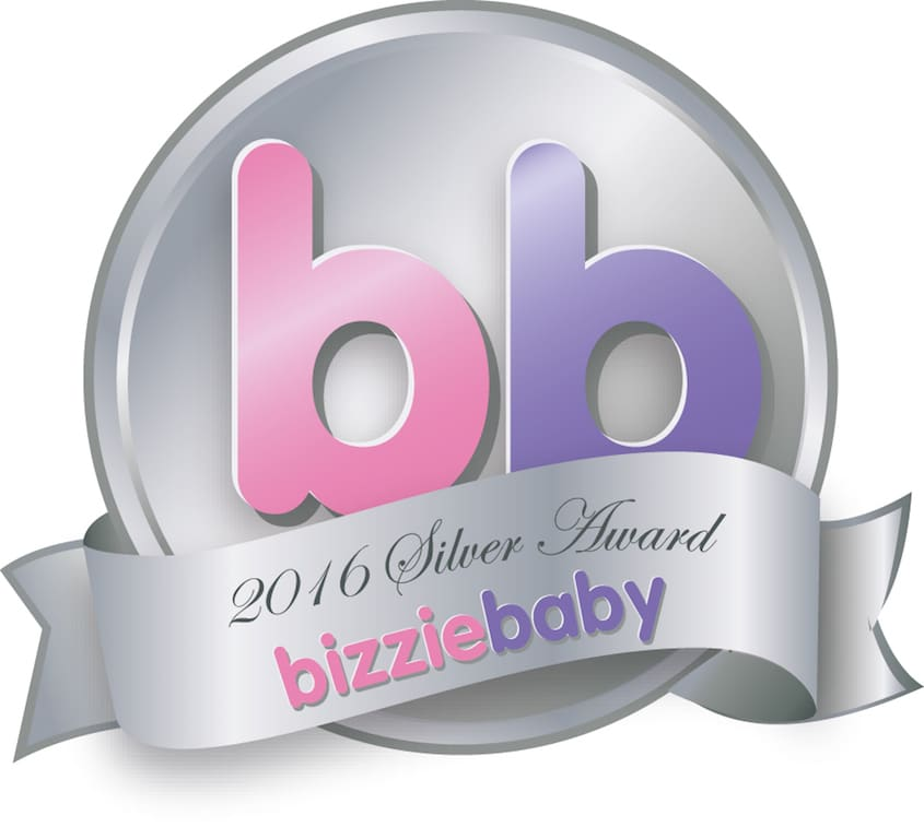 Bizzie Baby Silver Award