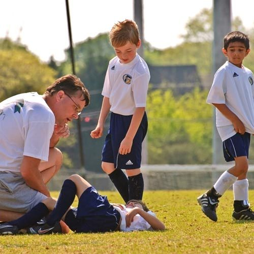 First Aid for Sports (including child First Aid)