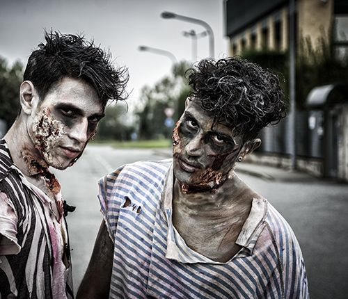 First Aid for the Zombie Apocalypse!