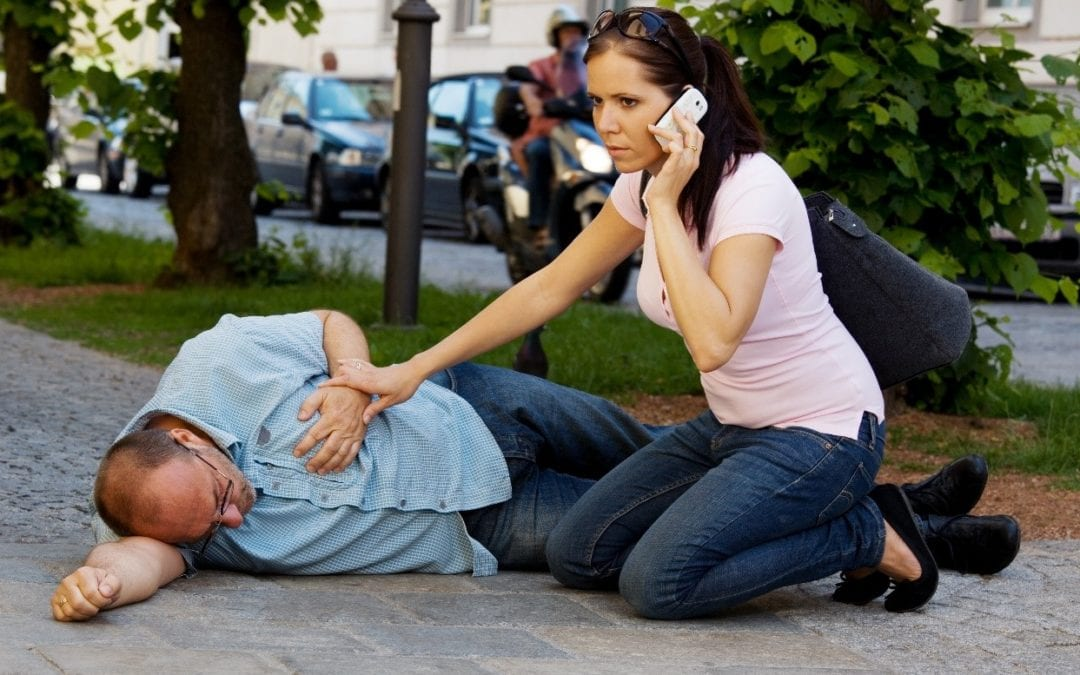 1 in 3 Brits Not Confident Saving Lives with First Aid