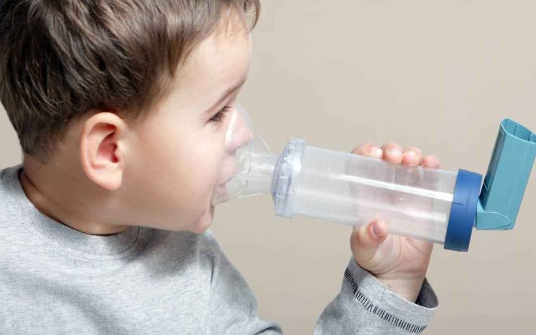 Asthma and why Spring can make it harder to control