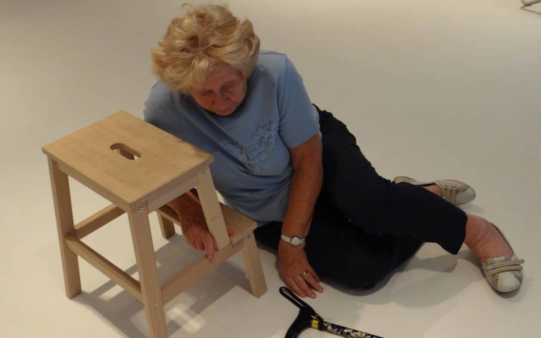 Common Causes Of Falls In The Elderly And Getting Up From A Fall