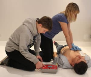 Why defibrillators save lives