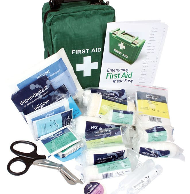 Prep Your First Aid Kit to Be Summer Holiday Ready