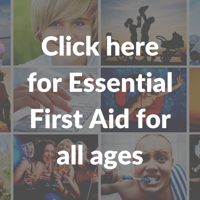 essential first aid all ages