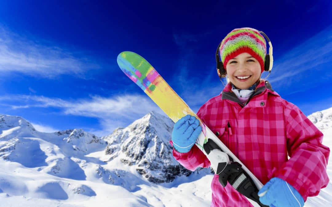 Get the most from the slopes with our top tips for safe skiing