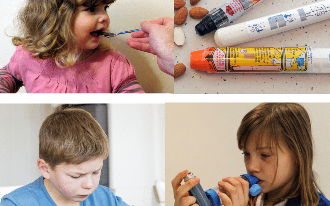 Administering medication in schools – from every day to emergencies