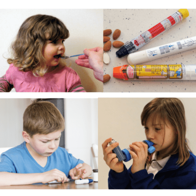 Administering medication in schools - from every day to emergencies