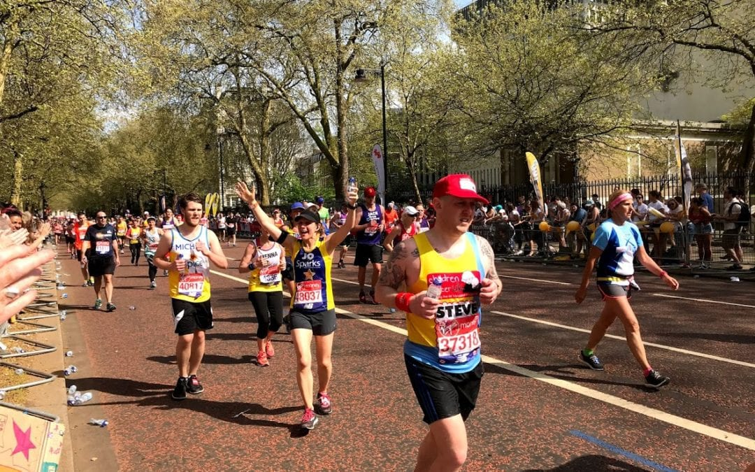 First Aid Tips for Marathon Runners