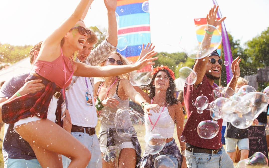 Essential preparation for festival season to have fun and stay safe