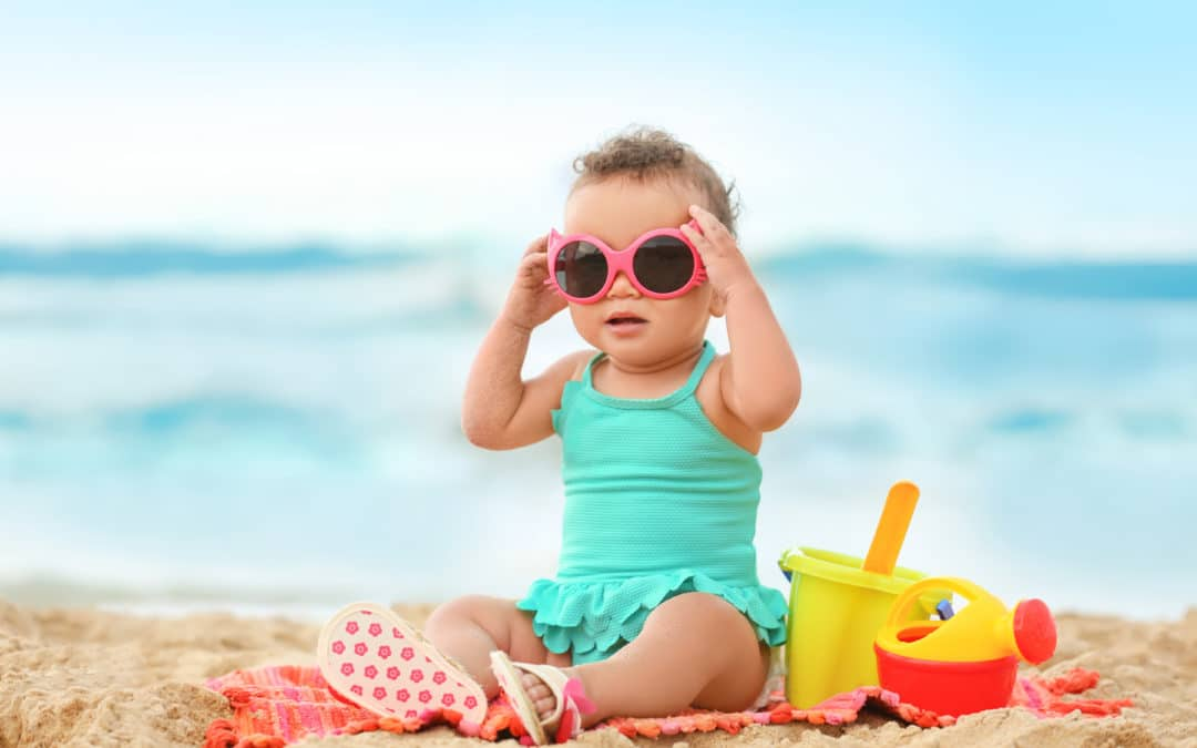 Tips To Protect Your Baby Or Child From The Sun