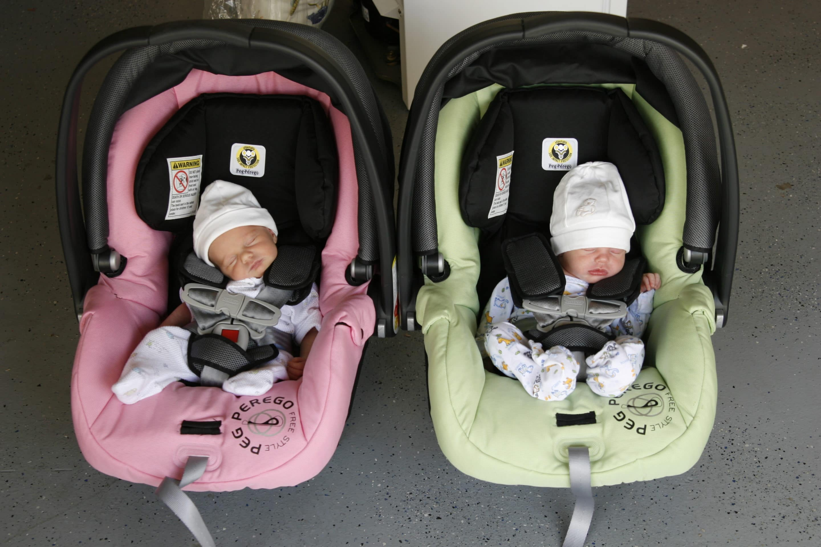 Driving with Low-Weight or Premature Babies is Risky - Online First Aid