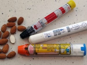 Allergic reaction Anaphylaxis