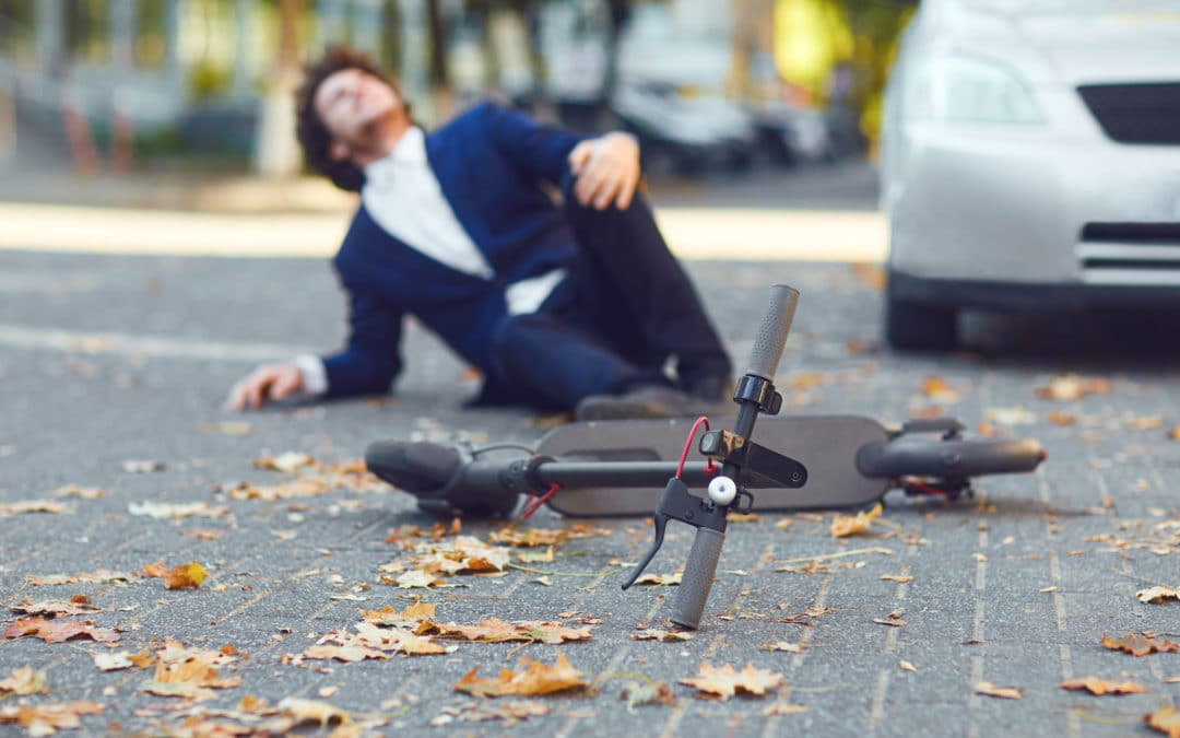 How Dangerous are Electric Scooters?