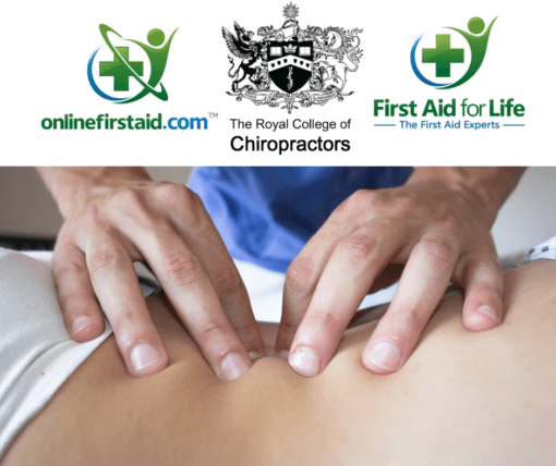 Chiropractor's first aid course