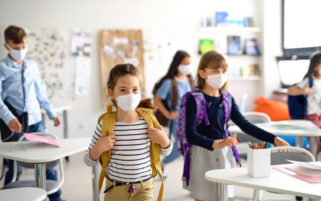 Recognising Covid-19 Symptoms in Children