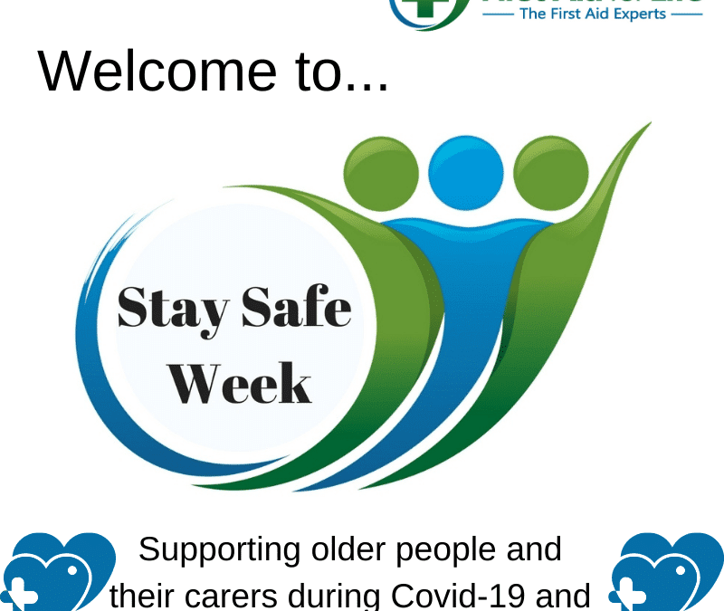 Ensuring the safety and wellbeing of older people during Covid-19 – #staysafe